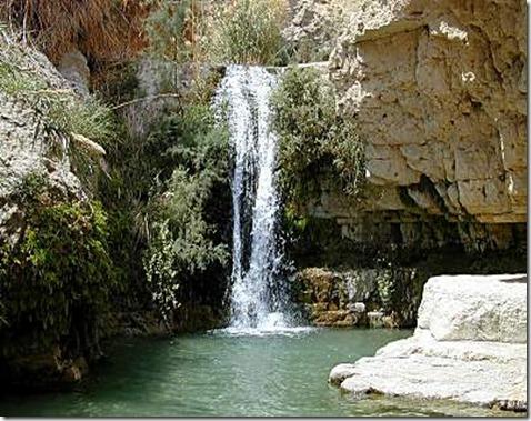 engediwaterfall
