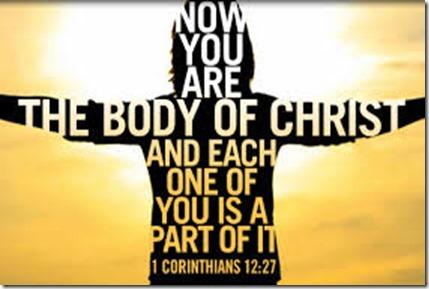 body of Christ 2