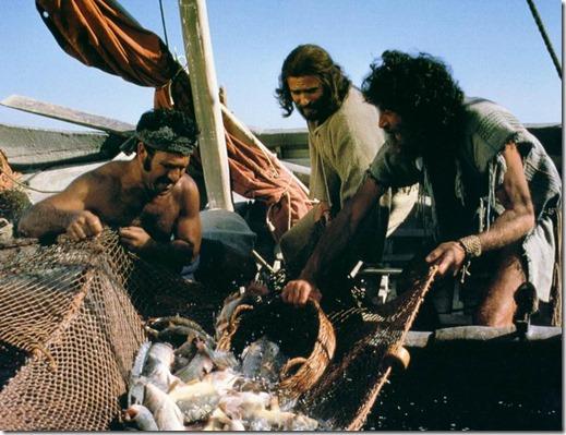 jesus fisherman