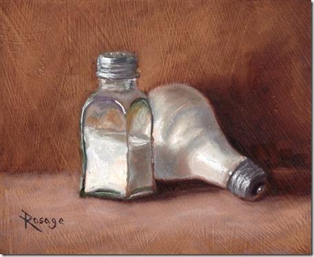 salt and light by bernie rosage