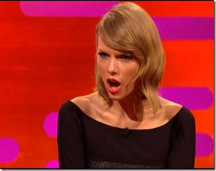 offended taylor swift
