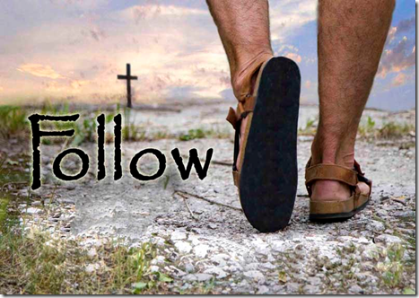 follow Jesus to cross