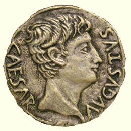 caesar denarius