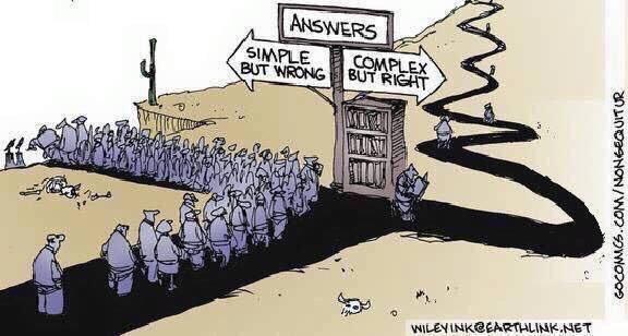 complex answer