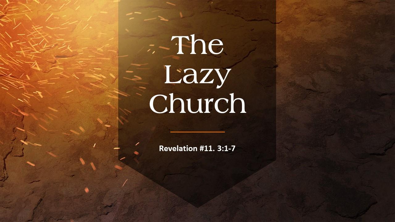 Lazy Church