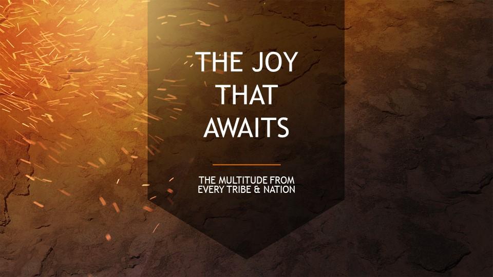 THE JOY THAT AWAITS