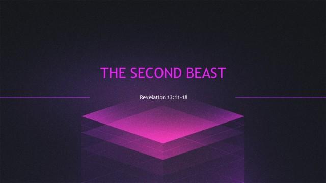Second beast